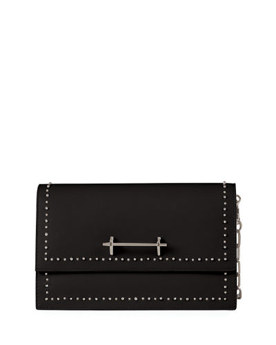 Sofia Studded Shoulder Bag
