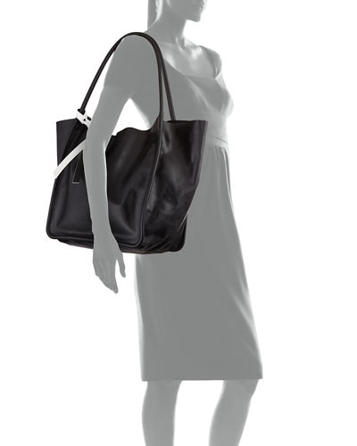 eb1ee7c65a8f Proenza Schouler Large Smooth Leather Tote Bag