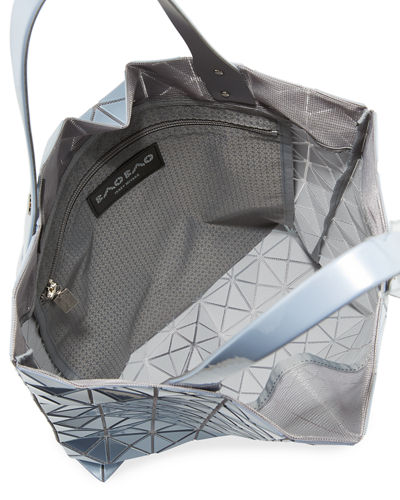 Prism Lightweight Metallic Tote Bag