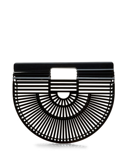 Ark Small Acrylic Clutch Bag