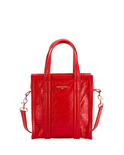 609575d446 Henry Beguelin Tumbled Leather Tote Bag
