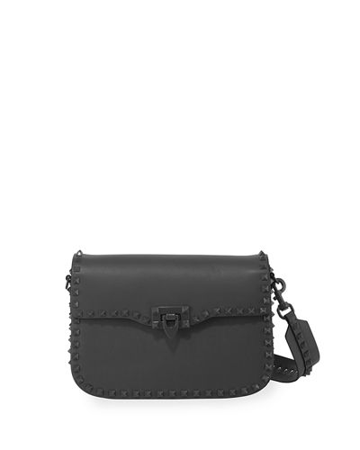 Monochrome Rockstud Shoulder Bag