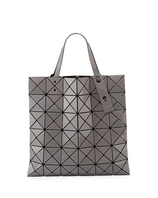 Lucent Color Block Prism Tote