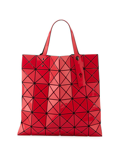 Bicolor Lucent Tote Bag