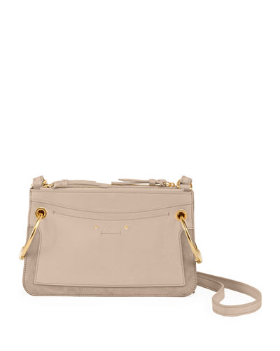b1b7c4c1f1f Double Zip Shoulder Bag