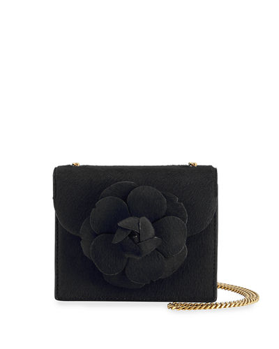 Tro Mini Flower Crossbody Bag