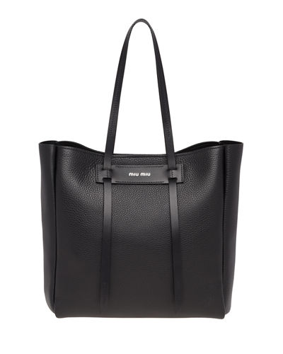 Daino Double-Handle Tote Bag