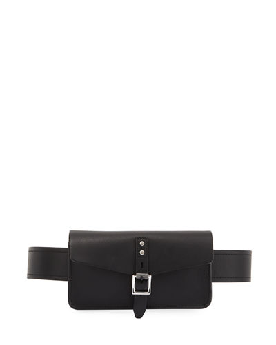 Dwight Leather Belt Bag/Fanny Pack