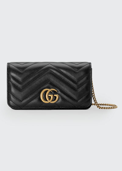 864f4550d59 Gucci GG Marmont 2.0 Wallet On Chain