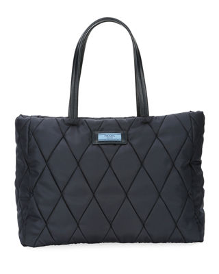 TESSUTO BOMBER SHOULDER BAG