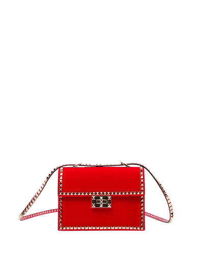Rockstud No Limit Small Shoulder Bag