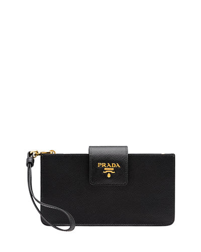 9637c48e62a505 Prada iPhone® Case Wallet On Chain