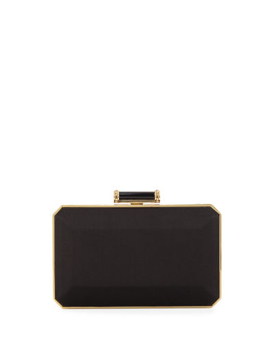 Soho Satin Clutch Bag