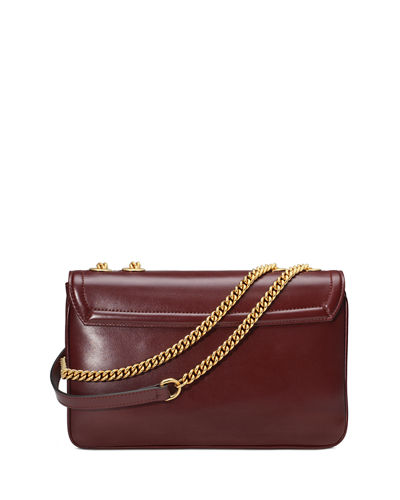 Rajah Medium Leather Shoulder Bag