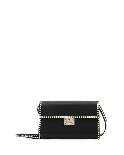 Rockstud No Limit Shoulder Bag - Buffalo Leather