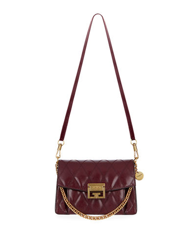 GV3 Small Quilted Crossbody Bag