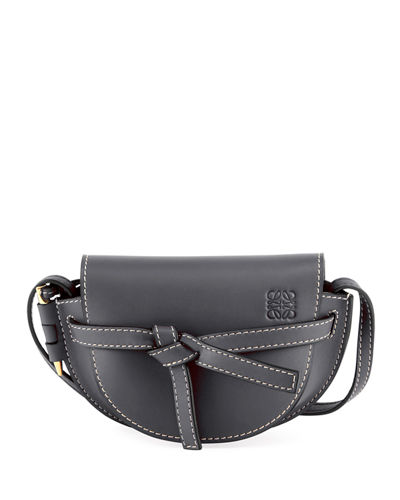 Gate Mini Calf Shoulder Bag