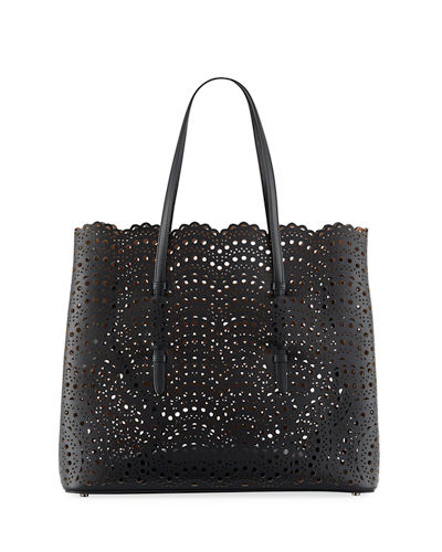 Regular Cutout Tote Bag