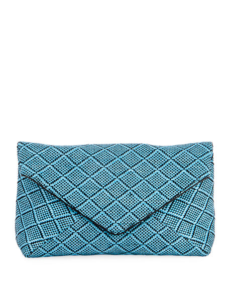 Dries Van Noten ENVELOPE CLUTCH BAG