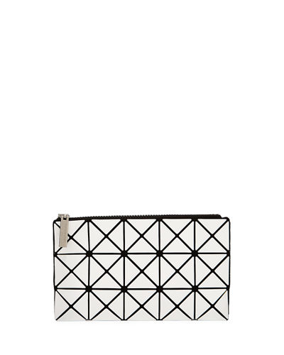Prism Flat Zip Pouch Bag