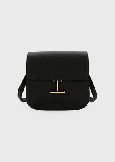 Tara Grain Calf Shoulder Bag