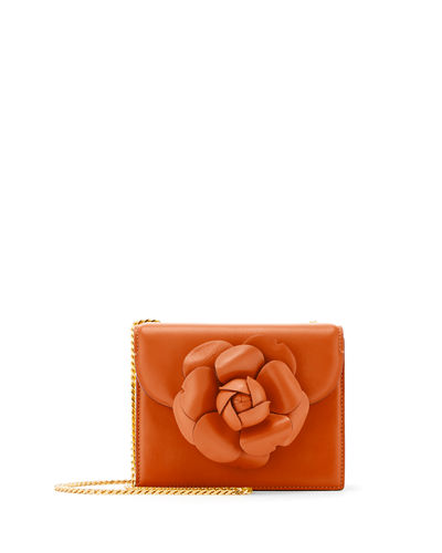 Tro Mini Smooth Crossbody Bag