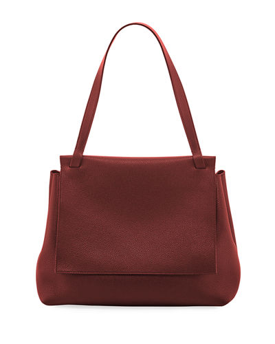 Sidekick Two Fine Calf Leather Shoulder Bag