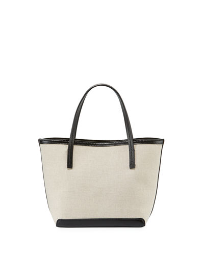 426c568cc9c8 THE ROW Park Small Canvas Tote Bag