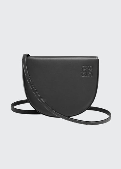 Heel Mini Horseshoe Crossbody Bag