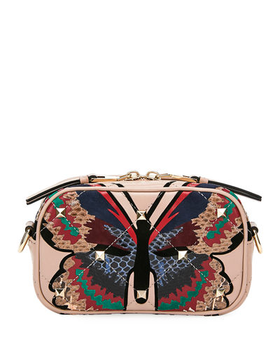 Boomstud Small Butterfly Crossbody Bag