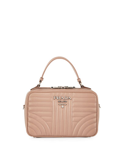 38dc762d384d Diagramme Bowler Bag Quick Look. Prada