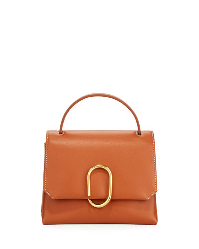 Alix Mini Top Handle Satchel Bag