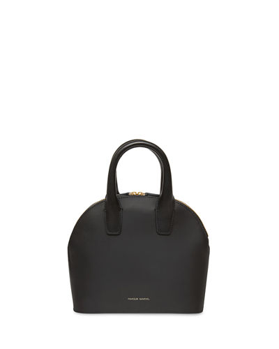 Vegetable-Tanned Mini Top Handle Bag