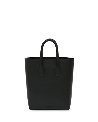 5c5b4aa5e Pebbled New Mini Tote Bag Quick Look. BLACK; WHITE. Mansur Gavriel