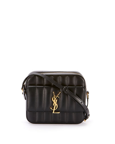Vicky Toy Monogram YSL Crossbody Camera Bag