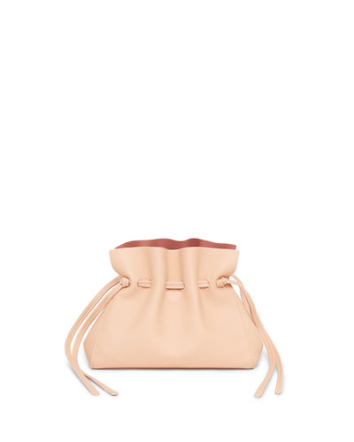 Protea Mini Leather Bucket Bag