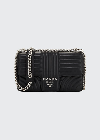 161f4ab99c72 Flap Pocket Prada Handbag
