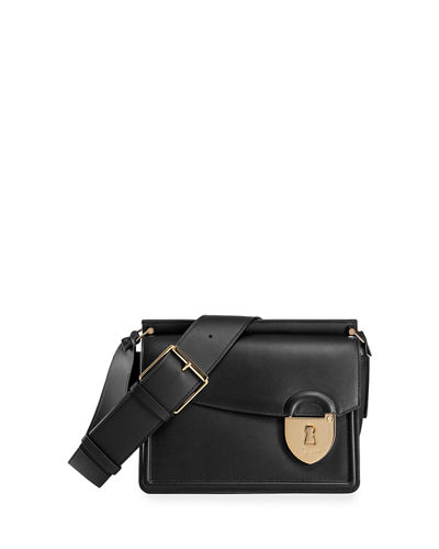 Secret Leather Shoulder Bag