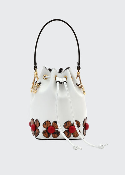 Mon Tresor Calf Bucket Bag