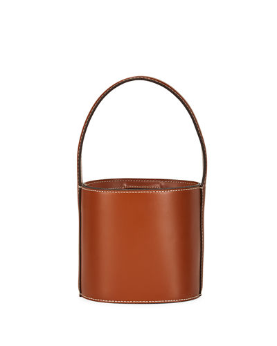 Bissett Smooth Mini Bucket Bag