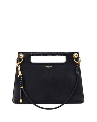 Whip Medium Smooth Leather Shoulder Bag