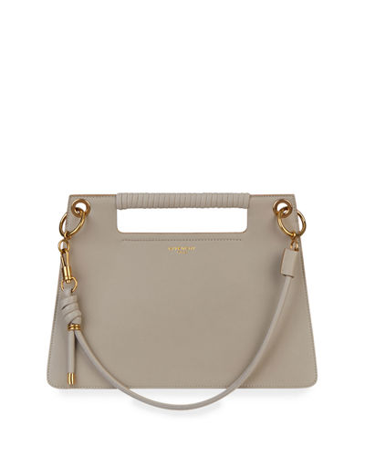 Whip Medium Smooth Leather Shoulder Bag Quick Look. NEUTRAL  BLACK. Givenchy 701c1909c4d27
