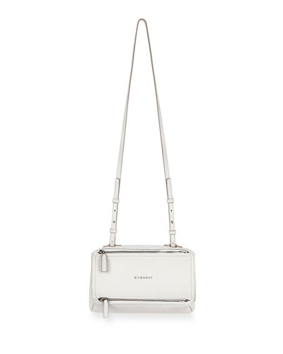 Pandora Mini Sugar Crossbody Bag  Black