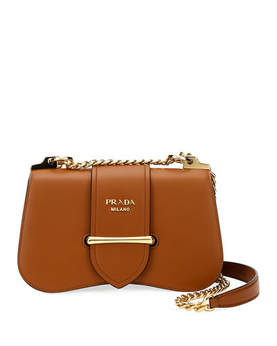 Large Prada Sidonie Crossbody Bag