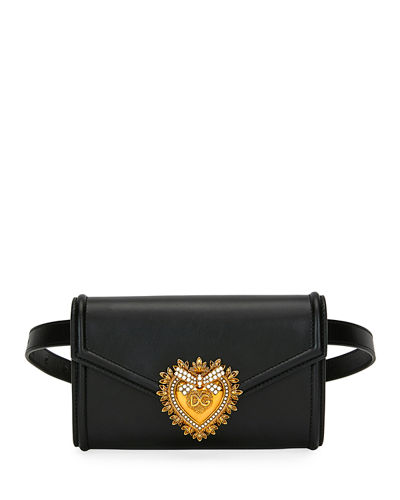 Devotion Leather Belt Bag