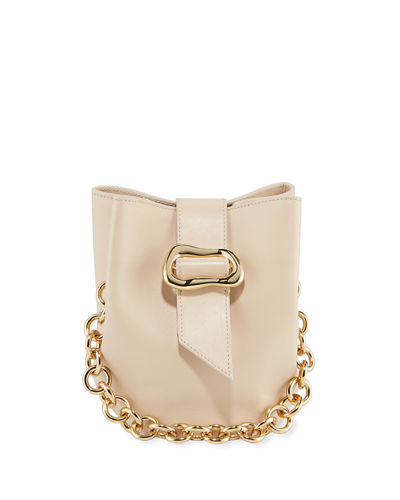 Limelight Chain Bucket Bag