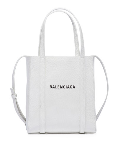 Balenciaga Everyday XXS AJ Textured Leather Tote Bag