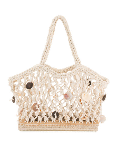 Small Espadrille Tote Bag
