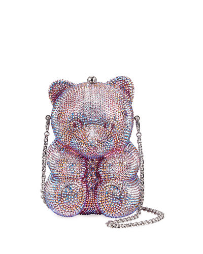Gummy Teddy Bear Clutch Bag