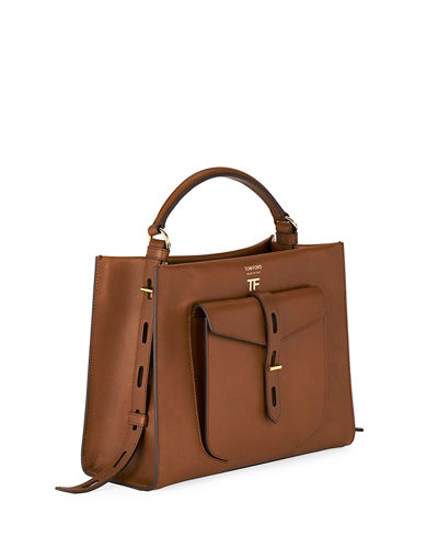 Hollywood Natural Top Handle Bag